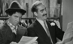 gruncho and chico marx